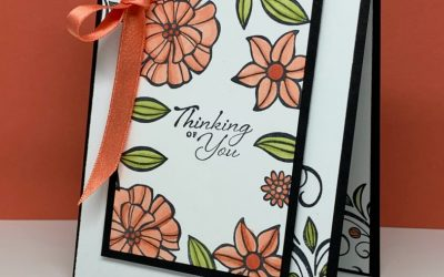 Love those Floral Greeting Cards You Can Make Easily!