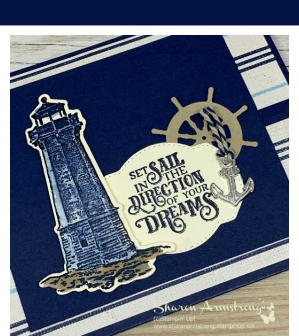 Stampin' Up! Sailing Home Sneak Peek