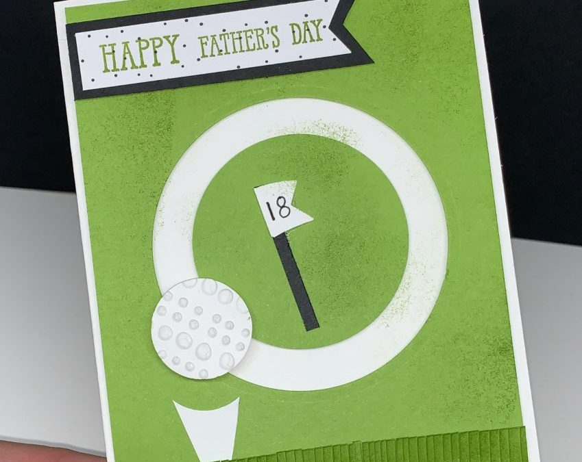 Father's Day Card | Interactive Spinner Card
