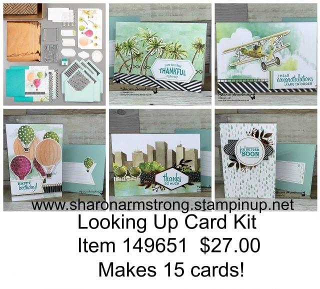 Looking-Up-Card-Making-Kit