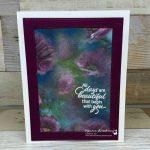 Elegant Perennial Essence cards