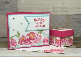The Best Birthday Wishes in a Gorgeous Card & Coordinating Gift Box