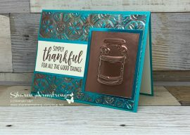 How to Master the Embossed Stamping Technique