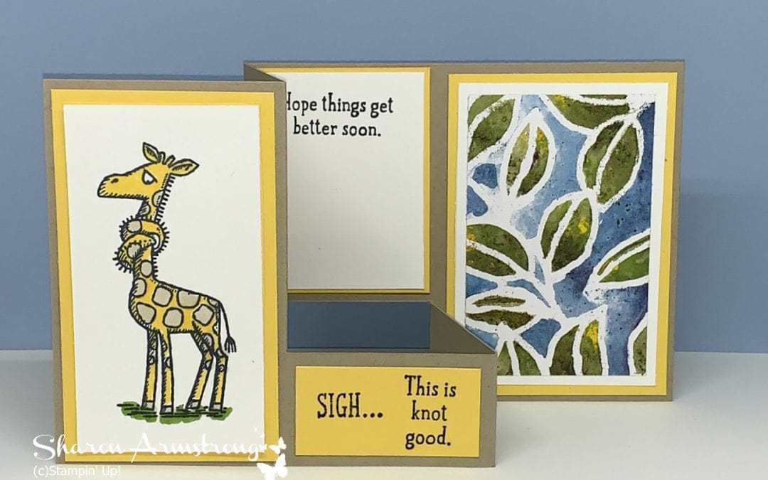 Fun Fold Encouragement Cards You Can't Miss