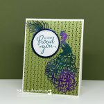 How to Make a Gorgeous Greeting Card With Pigment Sprinkles