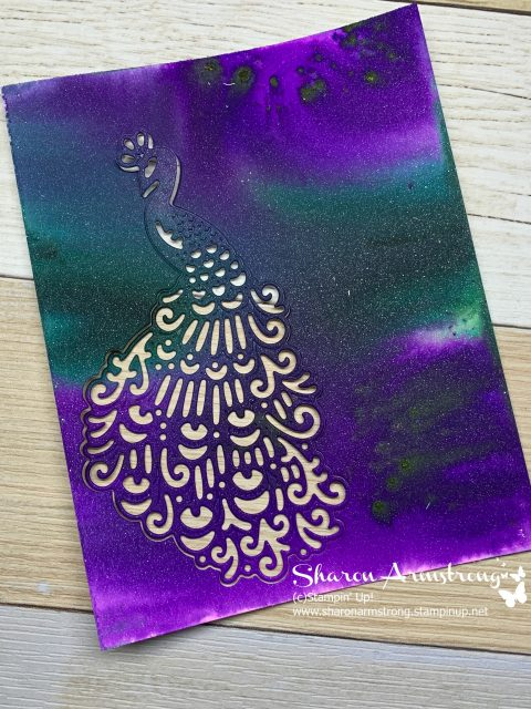 Pigment-Sprinkles-on-Gorgeous-Greeting-Card