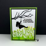 Stampin' Up! Silhouette Scene Greeting Cards