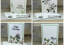Don't Miss Out! Make Life Easy with this Card Kit   Magnolia Lane Card Kit