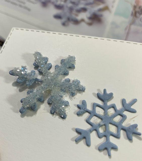 Simple-Christmas-Card-Handmade-by-Sharon-Armstrong-TxStampin