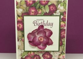 How to Make a Beautiful Gift Box and Matching Greeting Card