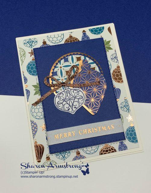 Shiny-Beautiful-Christmas-Card-Handmade