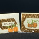 Card Making Tip: How to Use Negative Space for 2 Cards