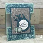How to Make a Seasonal Fun Fold Card Full of Gratitude