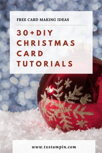 Over-30-DIY-Christmas-Card-Tutorials-Free-Card-Making-Ideas