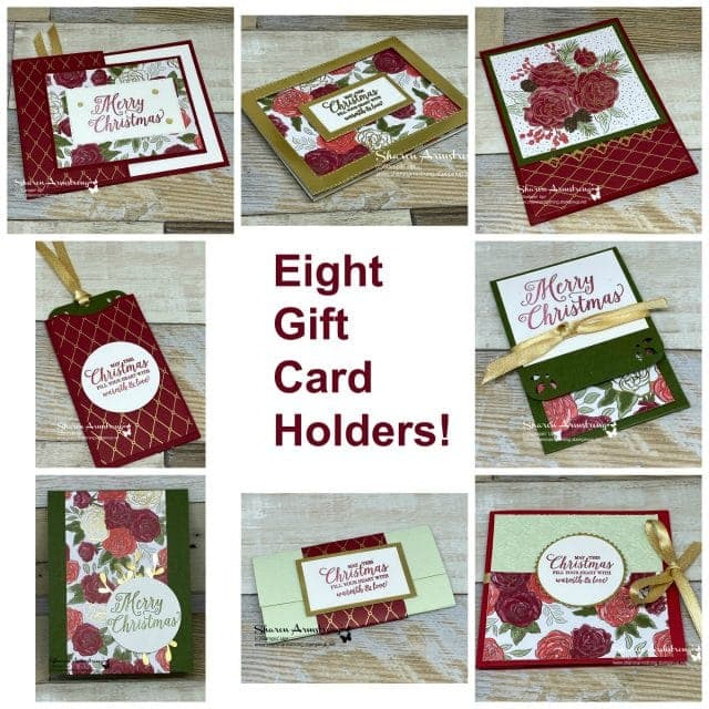 8-Gift-Card-Holders-with-Christmastime-is-Here-Bundle-by-Stampin-Up