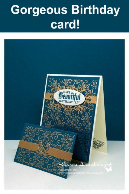Gleaming-Birthday-Card-Fun-Fold