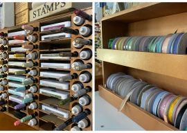 Craft Room Tour with Sharon Armstrong