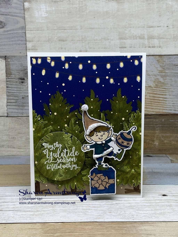 DIY-Elf-Christmas-Card-Handmade