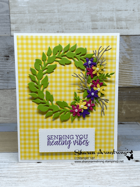 Get-Well-Soon-Card-Handmade-with-Wreath-and-Healing-Vibes-Greeting