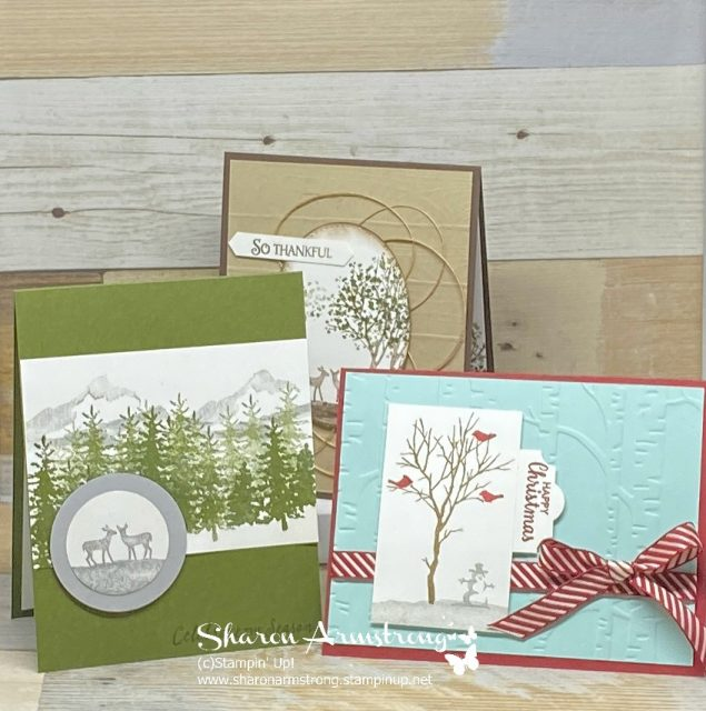Snow-Front-Cards-Handmade-Winter-Themed-Cards