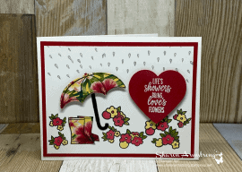 How to Make 3 Charming Greeting Cards With One Stamp Set