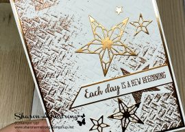 A WOW Double Embossing Card Technique You'll Love
