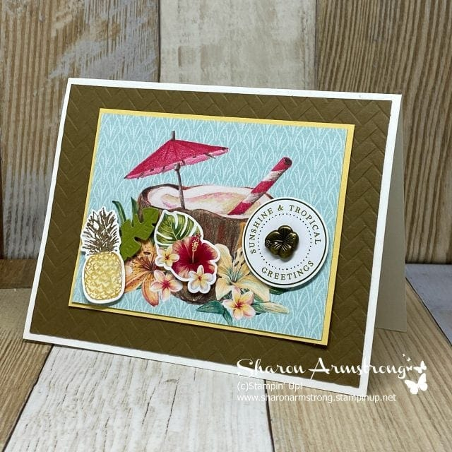 Make-Easy-Cards-with-Memories-&-More-Tropical-Handmade-Card