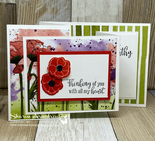 Double-Z-Fold-Card-Tutorial-with-Poppy-Scrapbook-Paper