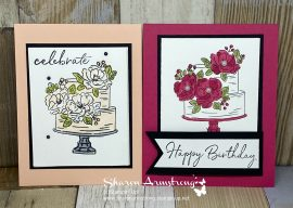 Creative Beautiful Birthday Cards Made in 10 Minutes