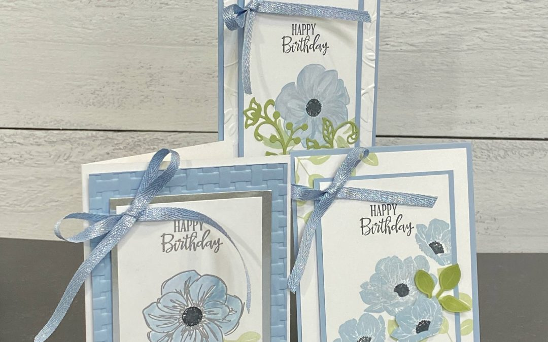 Make a Lovely Birthday Card for a Daughter (or any Gal in Your Life)