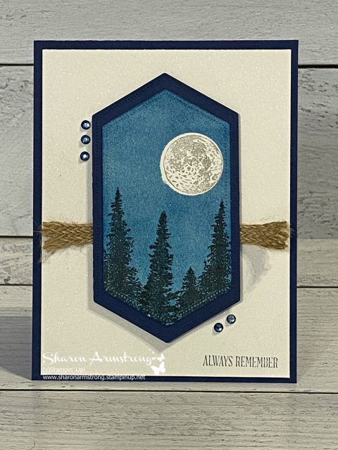 handmade-masculine-card-with-trees-and-moon