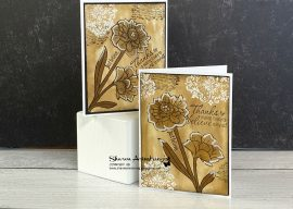 A Sepia Card Making Tutorial | The How-To Guide Not to Miss