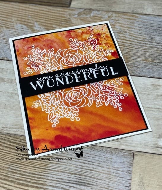 easy-heat-embossing-with-white-embossing-powder-on-orange-and-red-desinger-paper