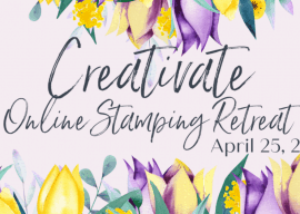 Come Stamp with me and my friends (Virtually)