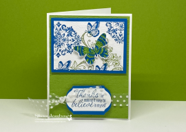The Cheerful Card Idea of Your Dreams!