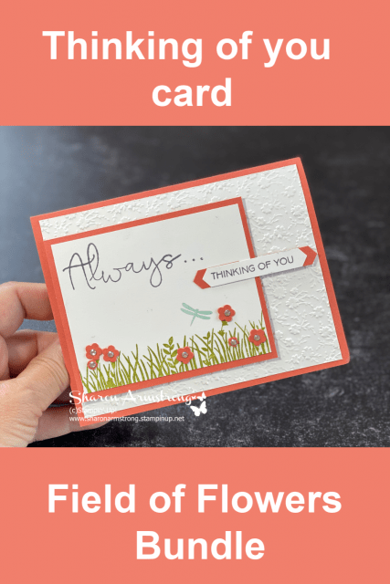 thinking-of-you-card-with-field-of-flowers-by-sharon-armstrong-txstampin