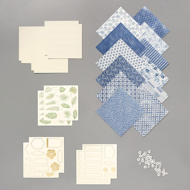boho-indigo-card-making-class-uses-these-cardstock-designer-paper-and-die-cuts